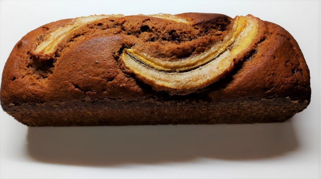 Whole Wheat Banana Loaf Bread